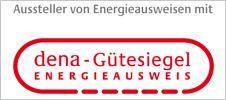 Energieberatung Saar: Energieausweis mit dena-Gütesiegel