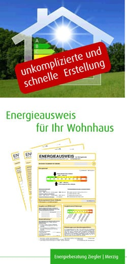 Angebot Energieausweis